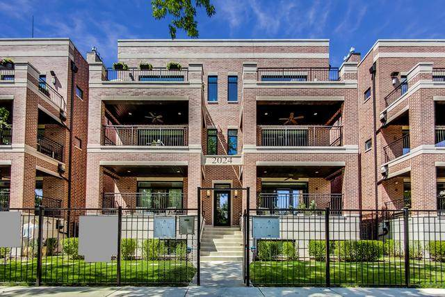 2024 W Lemoyne Street 1W, Chicago, IL 60622 (MLS #10760789) :: Property Consultants Realty