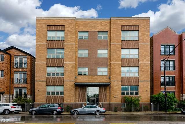 1617 W Grand Avenue 4W, Chicago, IL 60622 (MLS #10760797) :: Property Consultants Realty