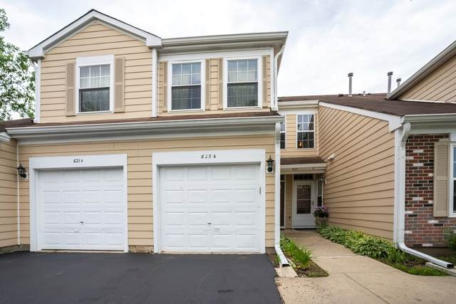 625 W Streamwood Boulevard W B, Streamwood, IL 60107 (MLS #10760848) :: Property Consultants Realty
