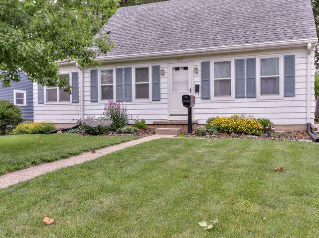 612 S Russell Street, Champaign, IL 61821 (MLS #10760861) :: Touchstone Group