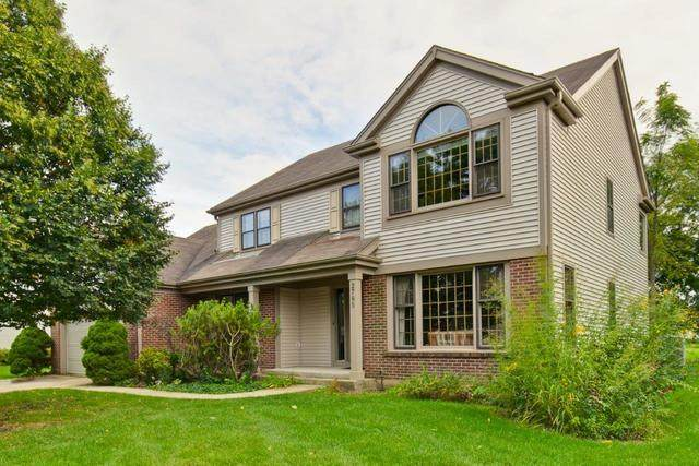 2785 Whispering Oaks Drive, Buffalo Grove, IL 60089 (MLS #10760922) :: Property Consultants Realty