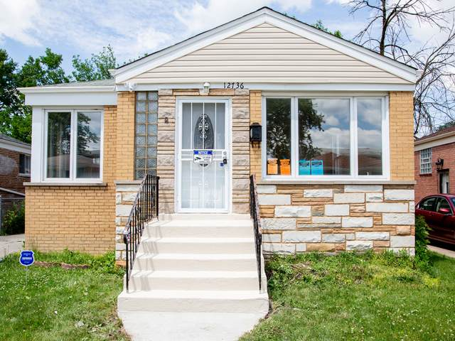 12736 S May Street, Calumet Park, IL 60827 (MLS #10760925) :: Property Consultants Realty