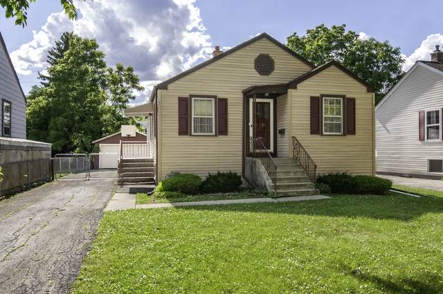 3334 Peoria Street, Steger, IL 60475 (MLS #10761022) :: Property Consultants Realty