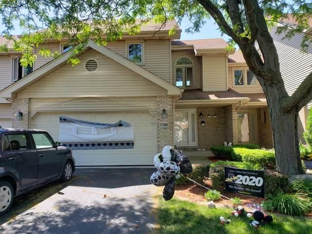 17108 Rochelle Lane, Tinley Park, IL 60487 (MLS #10761064) :: John Lyons Real Estate