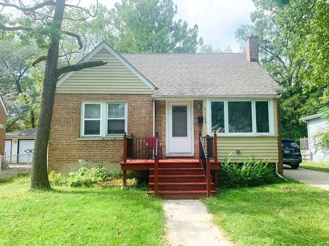21140 Maple Street, Matteson, IL 60443 (MLS #10761103) :: Property Consultants Realty