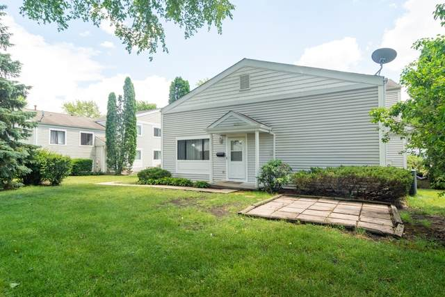 868 Cambridge Place 126A, Wheeling, IL 60090 (MLS #10761130) :: Property Consultants Realty