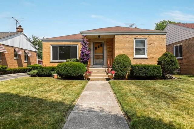 2341 S 23rd Avenue, Broadview, IL 60155 (MLS #10761138) :: Property Consultants Realty