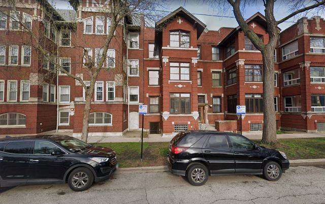 5431 S Greenwood Avenue #3, Chicago, IL 60615 (MLS #10761157) :: Property Consultants Realty
