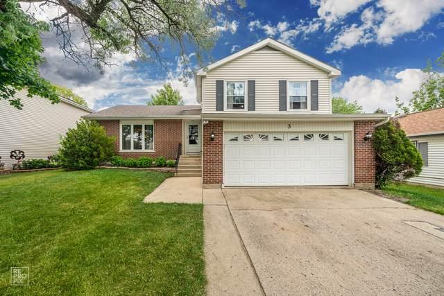 3 Fernwood Court, Streamwood, IL 60107 (MLS #10761161) :: Ani Real Estate