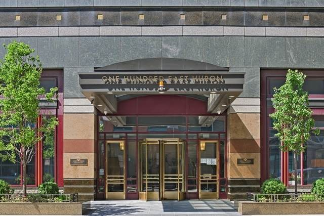 100 E Huron Street #3605, Chicago, IL 60611 (MLS #10761214) :: The Wexler Group at Keller Williams Preferred Realty