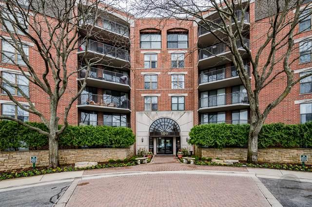 509 Aurora Avenue #220, Naperville, IL 60540 (MLS #10761257) :: Property Consultants Realty