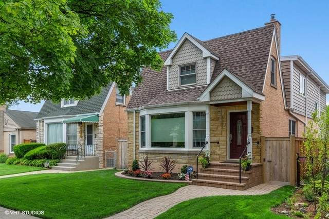 6206 N Keeler Avenue, Chicago, IL 60646 (MLS #10761300) :: Property Consultants Realty