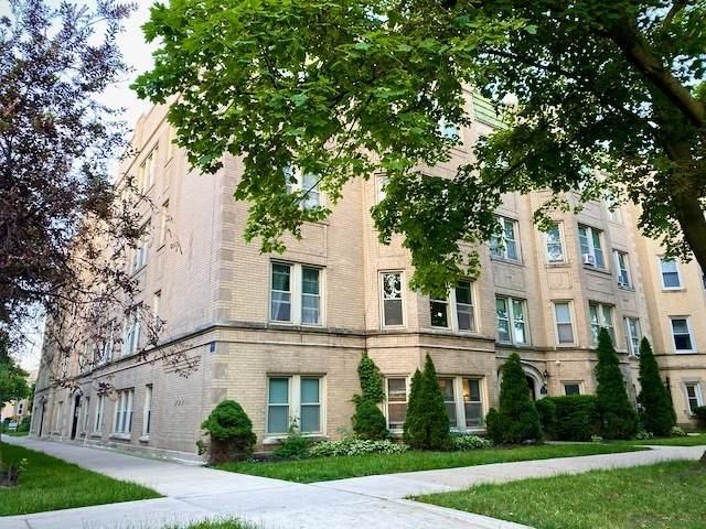 5625 N Spaulding Avenue 1N, Chicago, IL 60659 (MLS #10761385) :: Property Consultants Realty