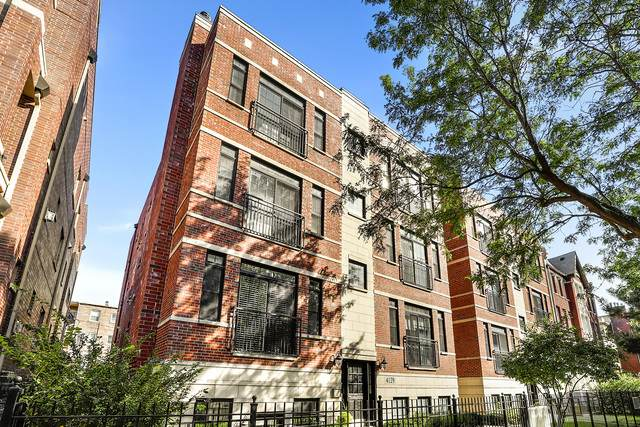 4129 N Kenmore Avenue G, Chicago, IL 60613 (MLS #10761411) :: Property Consultants Realty