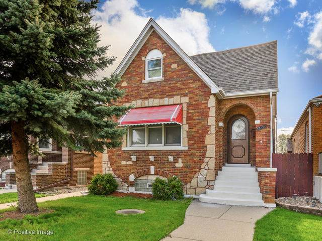 6340 S Tripp Avenue, Chicago, IL 60629 (MLS #10761447) :: Property Consultants Realty