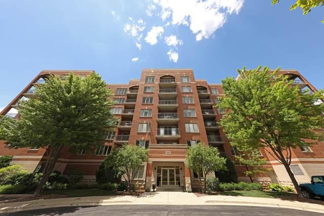 390 S Western Avenue #604, Des Plaines, IL 60016 (MLS #10761462) :: John Lyons Real Estate