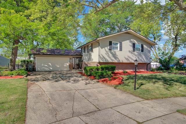 14868 Caletta Terrace, Oak Forest, IL 60452 (MLS #10761490) :: The Wexler Group at Keller Williams Preferred Realty