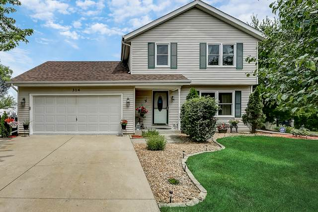 314 Shawnee Drive, Minooka, IL 60447 (MLS #10761601) :: Property Consultants Realty