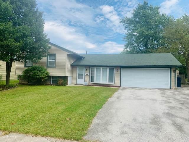 827 Purdue Lane, Matteson, IL 60443 (MLS #10761646) :: Property Consultants Realty