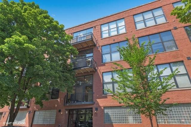 2210 W Wabansia Avenue #206, Chicago, IL 60647 (MLS #10761791) :: Property Consultants Realty