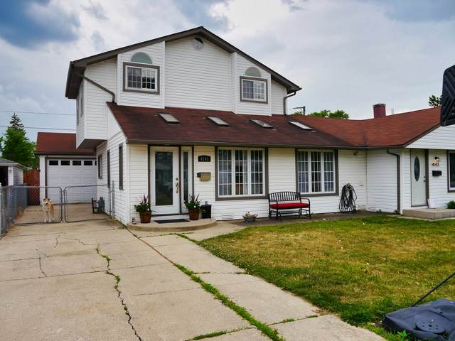 4143 W 89th Place #4143, Hometown, IL 60456 (MLS #10761834) :: Property Consultants Realty