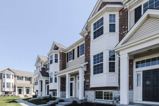 4435 Monroe Lot#13.02 Court, Naperville, IL 60564 (MLS #10761879) :: Littlefield Group