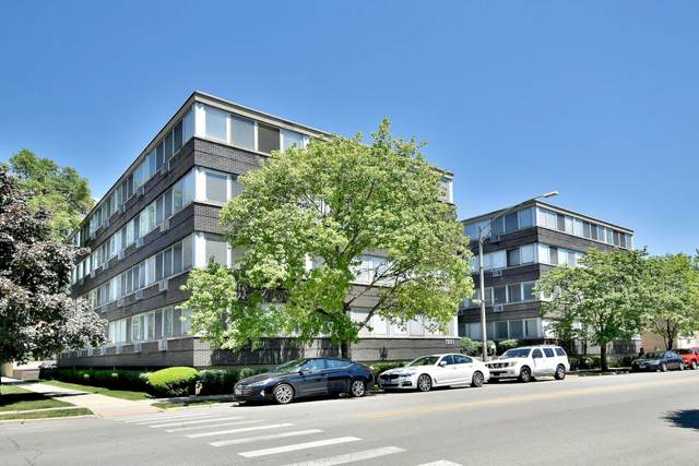 7251 Randolph Street A7, Forest Park, IL 60130 (MLS #10761910) :: Property Consultants Realty