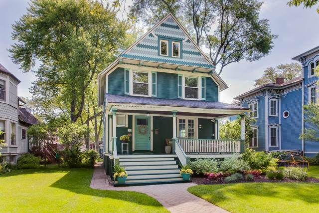 703 Forest Avenue, Evanston, IL 60202 (MLS #10761933) :: Property Consultants Realty