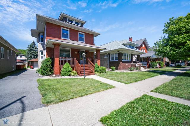 611 Circle Avenue, Forest Park, IL 60130 (MLS #10762010) :: Property Consultants Realty