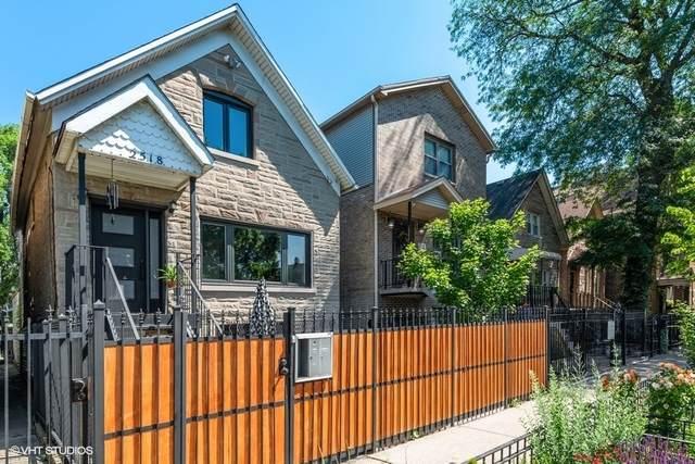 2518 W Haddon Avenue, Chicago, IL 60622 (MLS #10762083) :: Property Consultants Realty