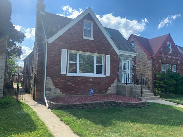 8440 S Prairie Avenue, Chicago, IL 60619 (MLS #10762116) :: Property Consultants Realty
