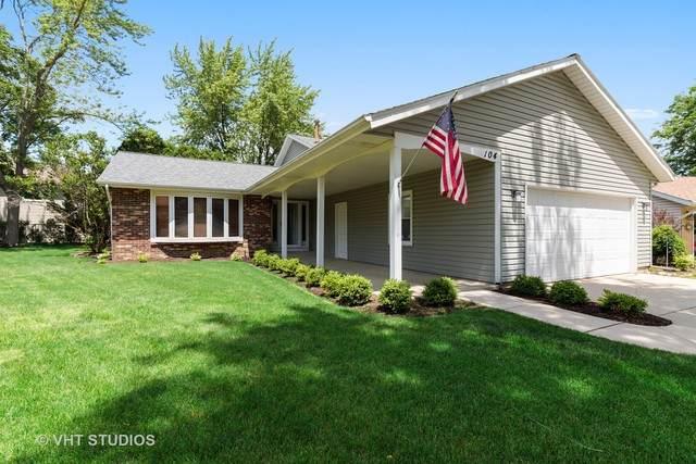 104 Televista Court, Vernon Hills, IL 60061 (MLS #10762170) :: Property Consultants Realty