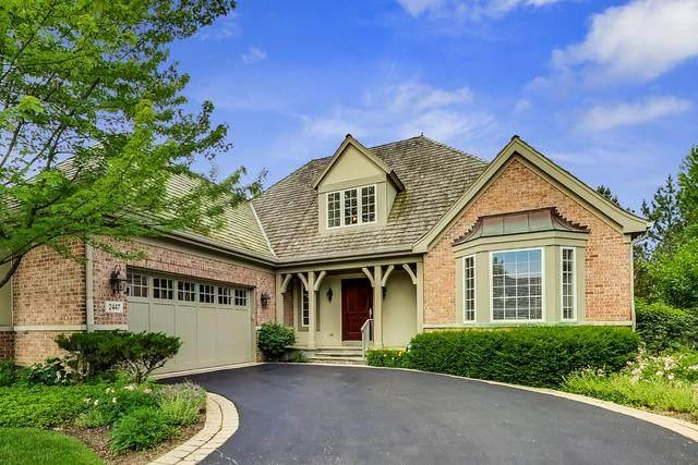 2447 Fox Meadow Court, Northfield, IL 60093 (MLS #10762245) :: John Lyons Real Estate