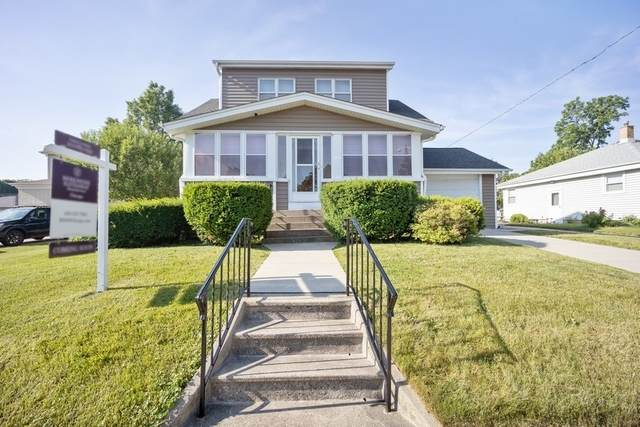 1643 E Algonquin Road, Des Plaines, IL 60016 (MLS #10762278) :: Property Consultants Realty