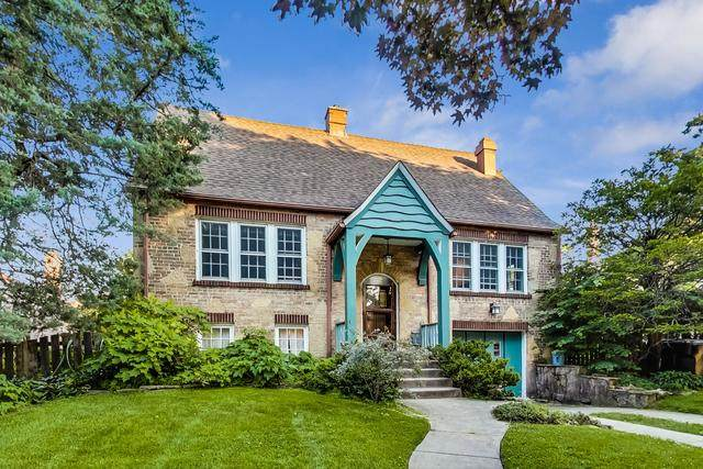 5853 N Kirby Avenue, Chicago, IL 60646 (MLS #10762310) :: Property Consultants Realty