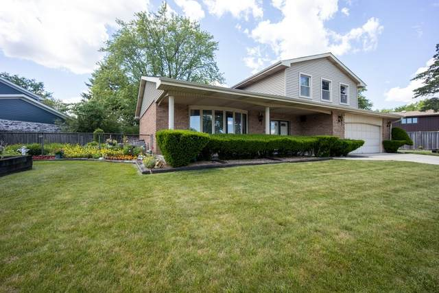 1630 Marie Lane, Glenview, IL 60025 (MLS #10762316) :: The Spaniak Team