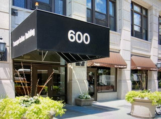 600 S Dearborn Street #616, Chicago, IL 60605 (MLS #10762379) :: Property Consultants Realty