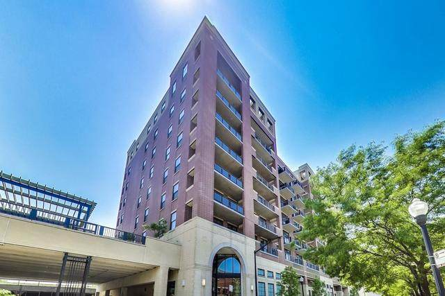 833 W 15th Place #708, Chicago, IL 60608 (MLS #10762403) :: Property Consultants Realty