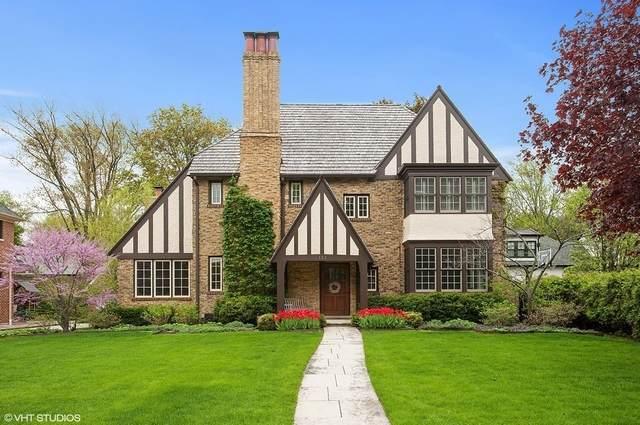 132 Abingdon Avenue, Kenilworth, IL 60043 (MLS #10762442) :: Property Consultants Realty