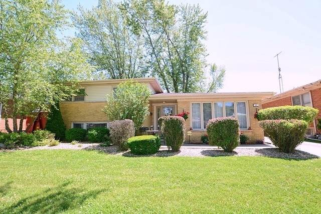 66 Rosewood Lane, Chicago Heights, IL 60411 (MLS #10762464) :: John Lyons Real Estate