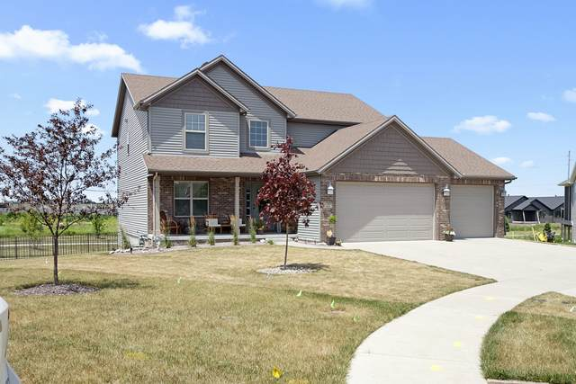 2501 Fieldstone Court, Normal, IL 61761 (MLS #10762560) :: BN Homes Group