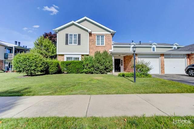 7205 Willow Way Lane A, Willowbrook, IL 60527 (MLS #10762635) :: John Lyons Real Estate