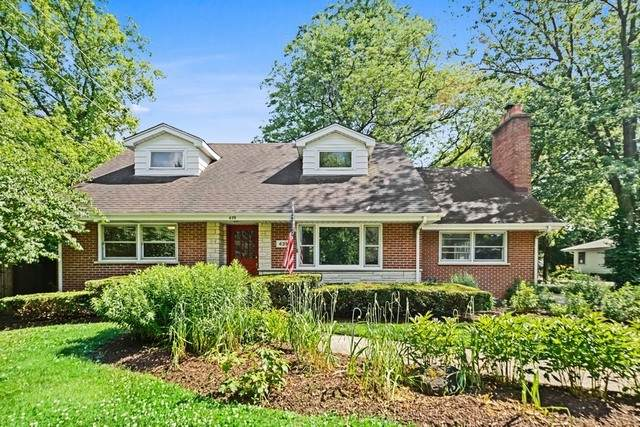 439 Naperville Road, Clarendon Hills, IL 60514 (MLS #10762649) :: Property Consultants Realty