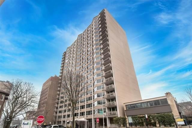 555 W Cornelia Avenue #1601, Chicago, IL 60657 (MLS #10762679) :: Property Consultants Realty