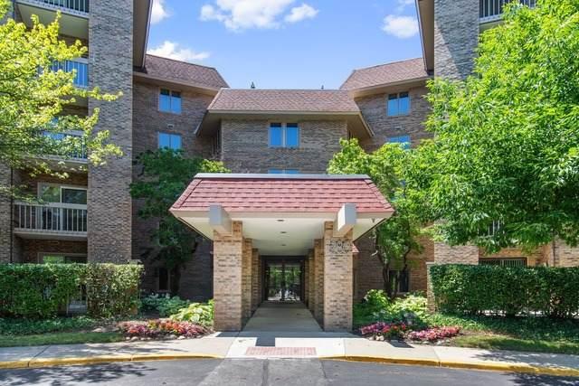 1280 Rudolph Drive 5K, Northbrook, IL 60062 (MLS #10762749) :: John Lyons Real Estate