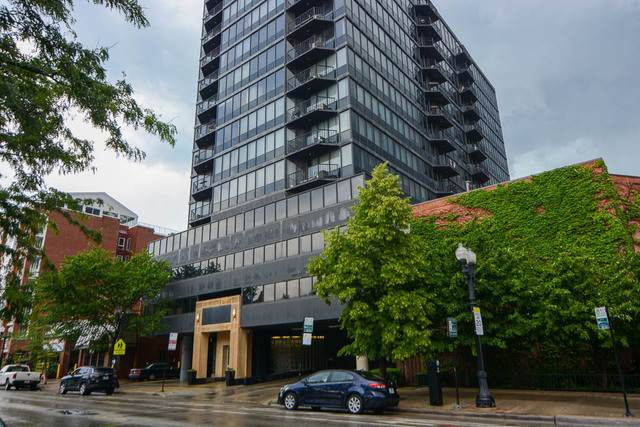 1309 N Wells Street #706, Chicago, IL 60610 (MLS #10762834) :: Angela Walker Homes Real Estate Group