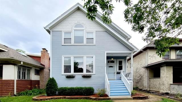 628 S Taylor Avenue, Oak Park, IL 60304 (MLS #10762846) :: Property Consultants Realty