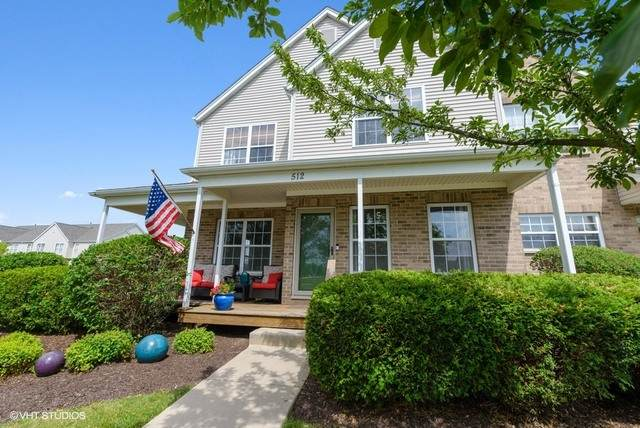 512 Clayton Circle #512, Sycamore, IL 60178 (MLS #10762848) :: Property Consultants Realty