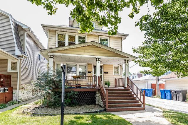 5364 N Magnet Avenue, Chicago, IL 60630 (MLS #10762969) :: Property Consultants Realty