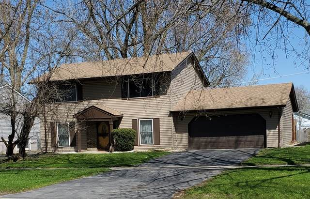 805 Central Avenue, Matteson, IL 60443 (MLS #10762997) :: Property Consultants Realty